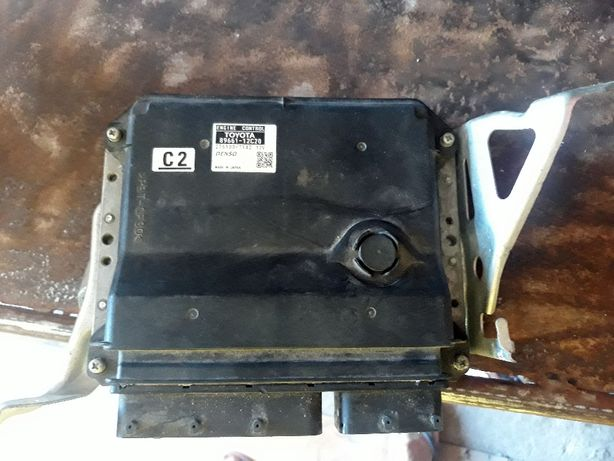 Продам ECU двигателя 89661-12C20 Toyota Corolla 150 (1.6 робот)