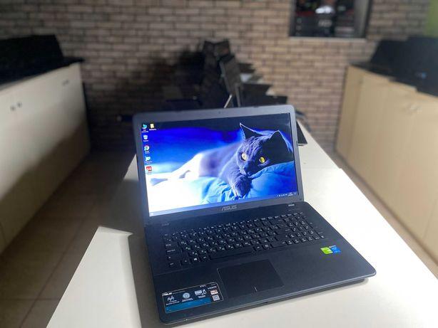 Ноутбук Asus X751, Ram 8Gb, SSD 256 GB, 17.3 HD+, Nvidia 820m 2 GB