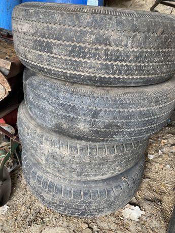 Продам  4 колеса в зборе на Волгу,Нива,обмен на жыгулевские