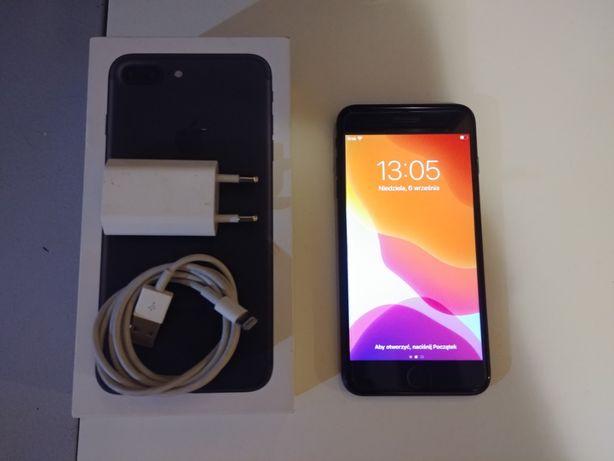 Apple iPhone 7 Plus 32GB Black Komplet Bez blokad Zadbany