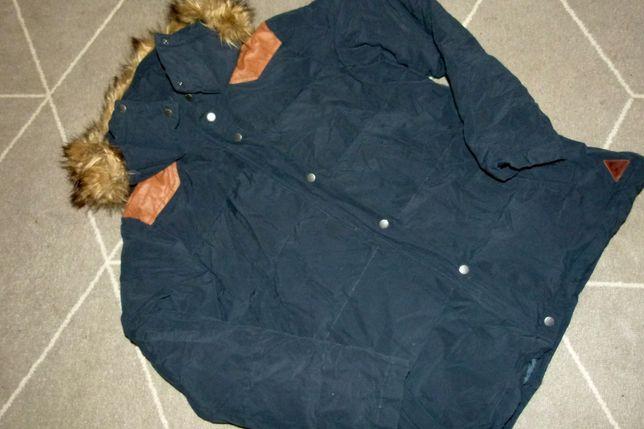 Ciepła kurtka zimowa H&M r.46.