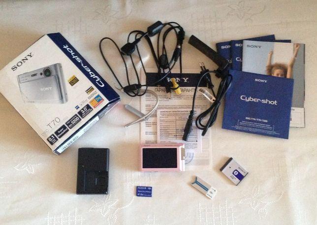 фотоаппарат Sony DSC-T-70