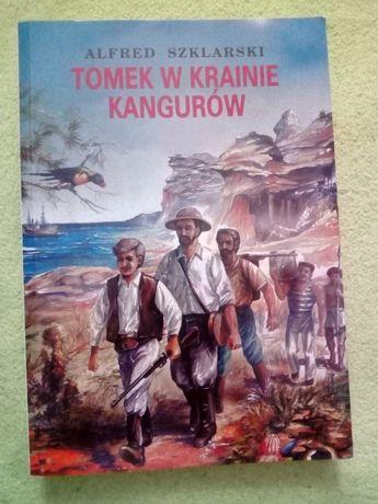 Tomek w krainie kangurów, Alfred Szklarski