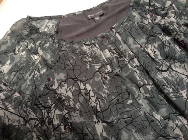 Elegancka koszula 36 S mgiełka greenpoint
