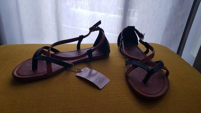 Nowe sandałki CCC  rozmiar 37