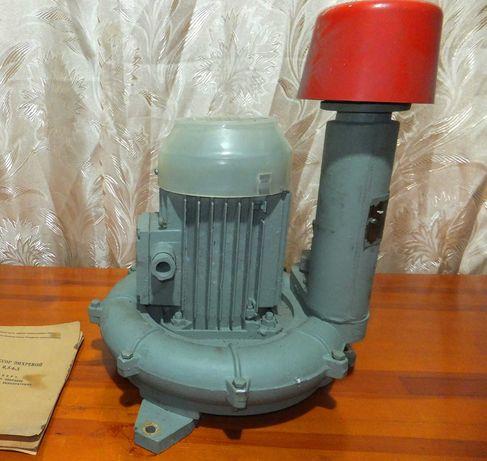 Воздуходувка, вихревой компрессор, бловер КВ 0,5-6,5.