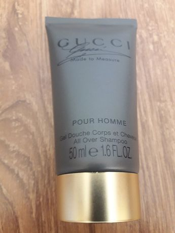 Gucci pour homme Gel Douche Corps All Over Shampoo 50 ml