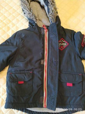Куртка демисезонная, куртка зимняя, тёплая куртка