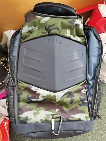 Plecak na laptop nowy moro