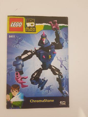 Lego Ben 10 Alien Force 8411
