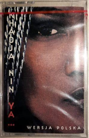 Khadja Nin, YA, kaseta magnetofonowa, fabrycznie zafoliowana