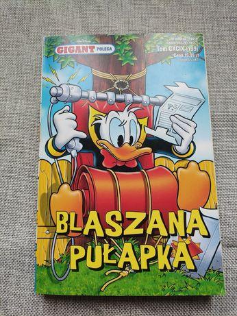 Disney Kaczor Donald Blaszana Pułapka