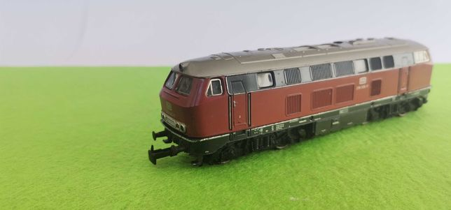 Comboio locomotiva marklin BR 216 ho 1/87