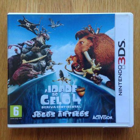 Jogo Nintendo 3DS A Idade do Gelo 4