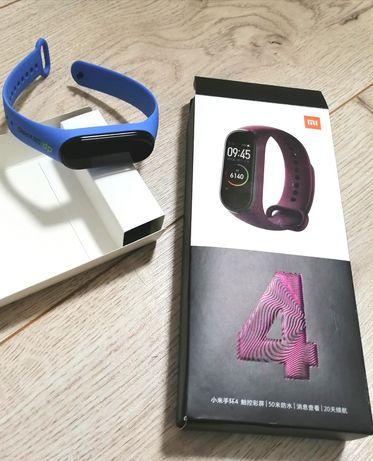 Новый фитнес браслет mi smart band 4 nfc xiaomi смарт часы watch