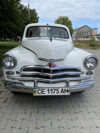 Продам ГАЗ М-20 1955р.