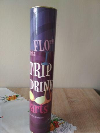 """gra dla dorosłych """"Strip n Drink Darts"""" idealna na imprezę"""