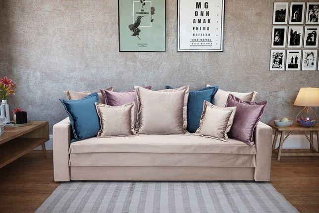 VENECIANA kanapa rozkładana z funkcją spania Dużo tkanin DOWÓZ GRATIS