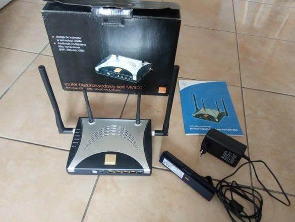 router bezprzewodowy serii MV400