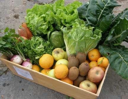 Cabazes de fruta e legumes Vila Verde - imagem 1