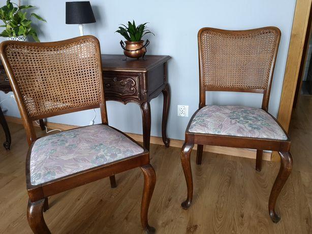 Krzesła Ludwiki 2 szt