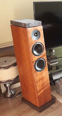 Kolumny Scan Speak Revelator. Audiocomponents Refernce Plus 2,5Way