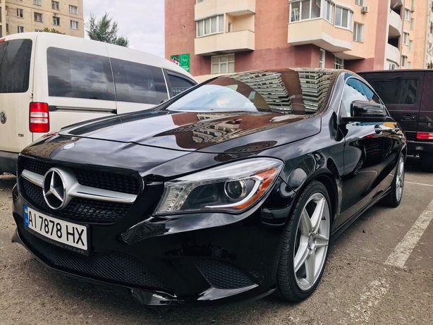 Mercedes-Benz CLA 250 2014 ИДЕАЛ