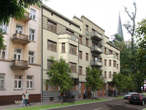 Mieszkanie na poddaszu, umeblowane, wyposażone, centrum, klima, 60m2