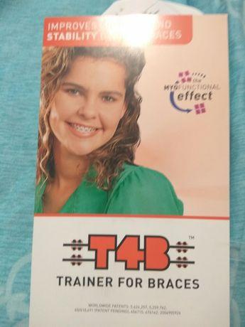 Трейнер T4B для брекетов новый красота и здоровье