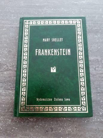 Frankenstein - Mary Shelly Wydawnictwo Zielona Sowa
