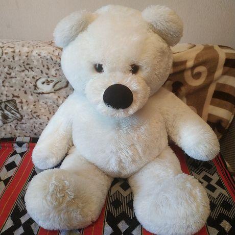 Подарок Большой плюшевый белый мишка/Большой медведь Кременчуг