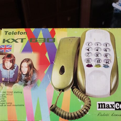 Sprzedam telefon firmy Maxcom
