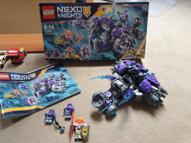 Lego Nexo Knight  70350