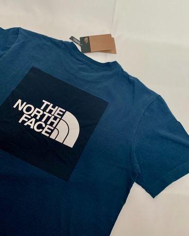 оригинал The North Face футболка Норт Фейс box logo М