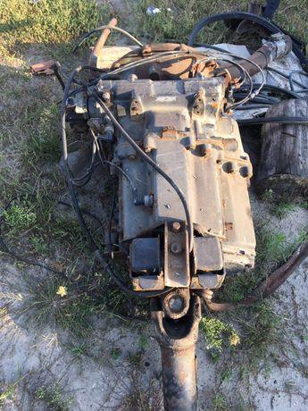 Кпп G4 6 передач Мерседес 1117, 1317, 1320 на двигатель ОМ366LA