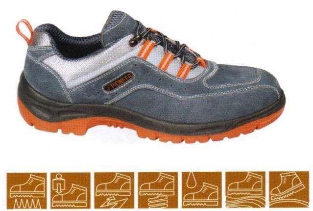 sapatos protecção pioneer