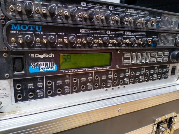 Digitech studio quad - потужна обробка звуку