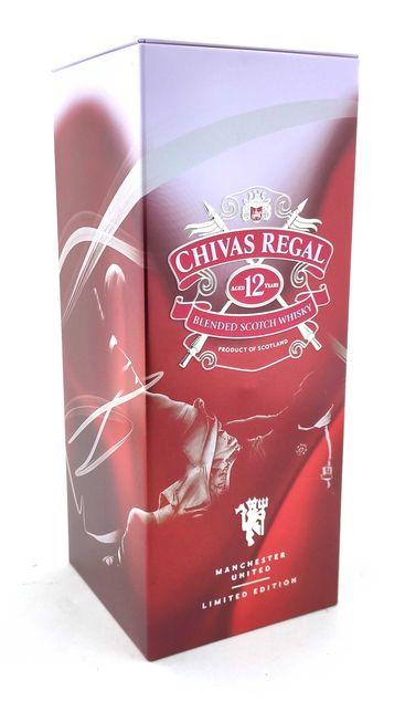 Упаковка коробка бокс футляр Chivas Regal 12 жесть!