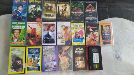 VHS antigos