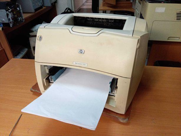 Лазерный принтер HP LaserJet 1150, работает с Windows 7 и 10