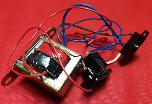 Трансформатор KANDA c разъёмом и проводами подключения