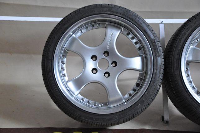 """Felgi Koła 18"""" Kleemann 5x112 Audi Vw Mercedes 6mm lato 225/40; 265/35"""