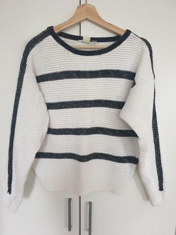 Sweter ROXY w paski r.M 38