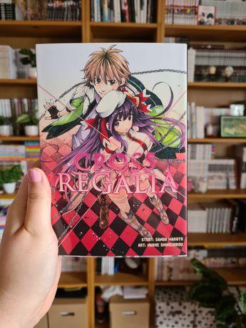 Cross Regalia - jednotomowa manga