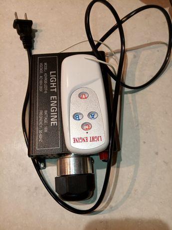 Волоконно-оптический световой двигатель 16 Вт