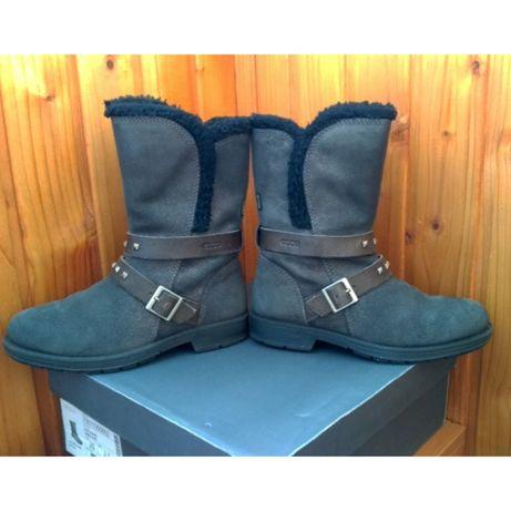 Зимние сапоги, ботинки Ecco на Gore Tex.