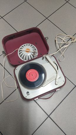 Adapter, gramofon, FONIKA, PRL.