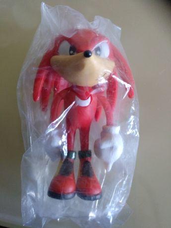 Knuckles amigo do Sonic