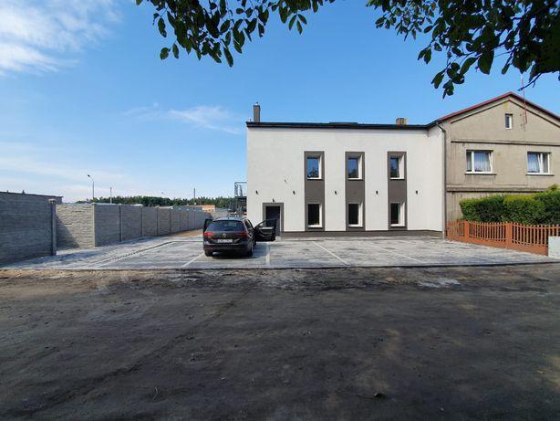 Do wynajęcia nowe mieszkanie 50m2 umeblowane + miejsce parkingowe