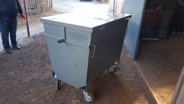 Евроконтейнеры, мусорные баки, контейнеры, емкости для мусора Донецк.